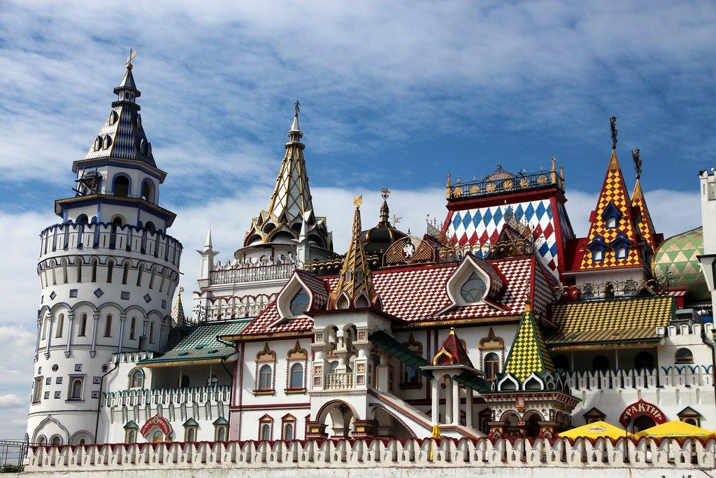 Izmailovsky Kremlin (Photo by Pixabay)