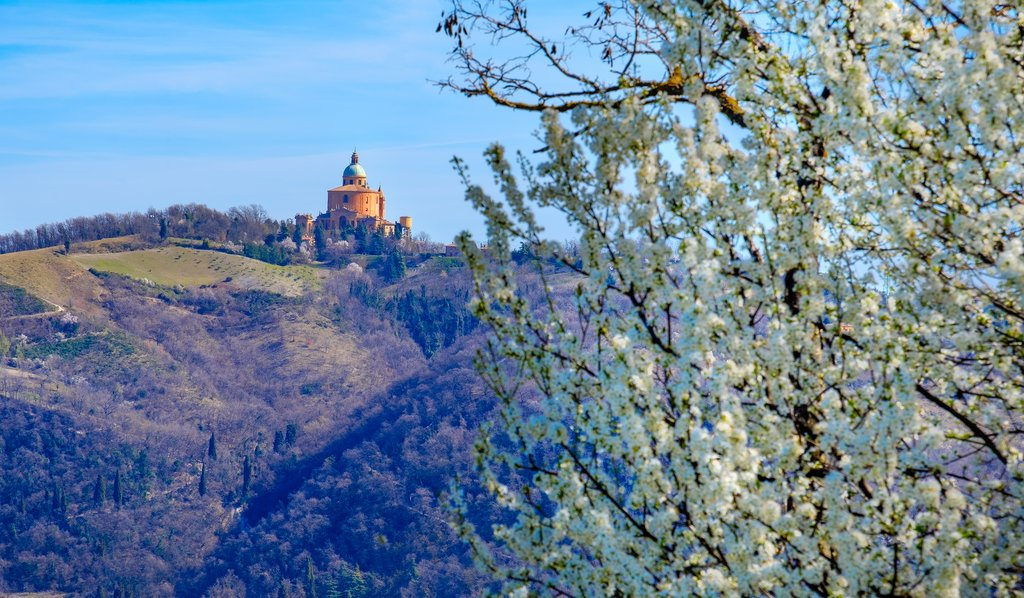 Santuario San Luca A Bologna