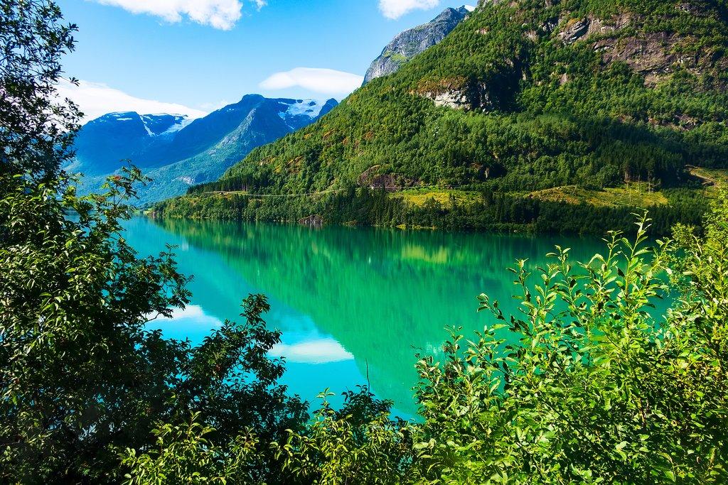 Nordfjord scenery