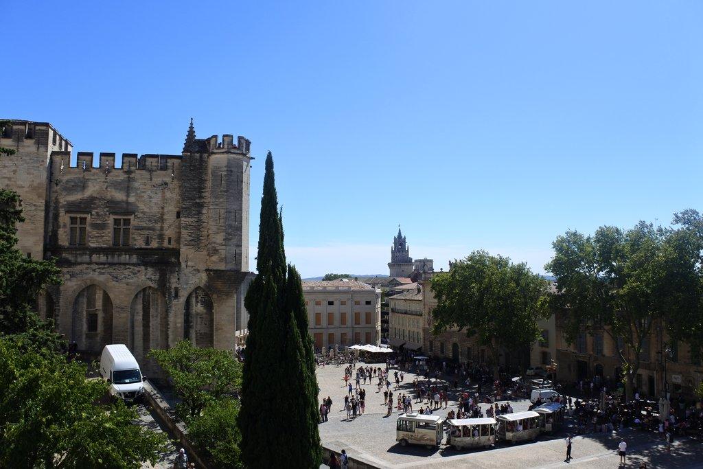 Last day in Avignon