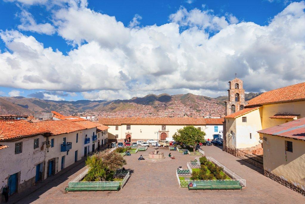 Picturesque San Blas