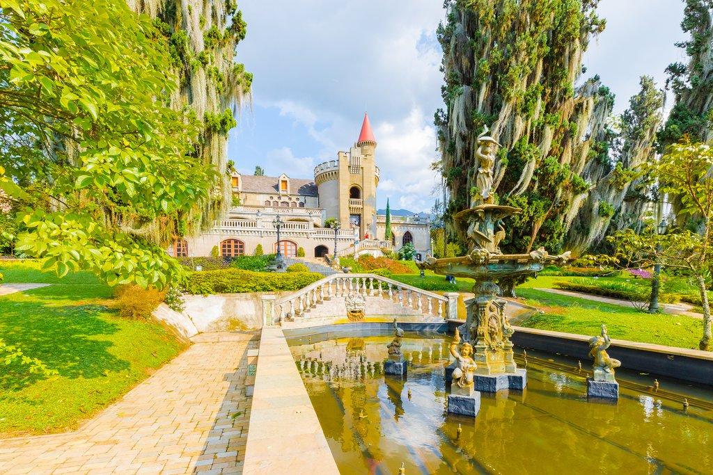 Castle Museum in Medellin