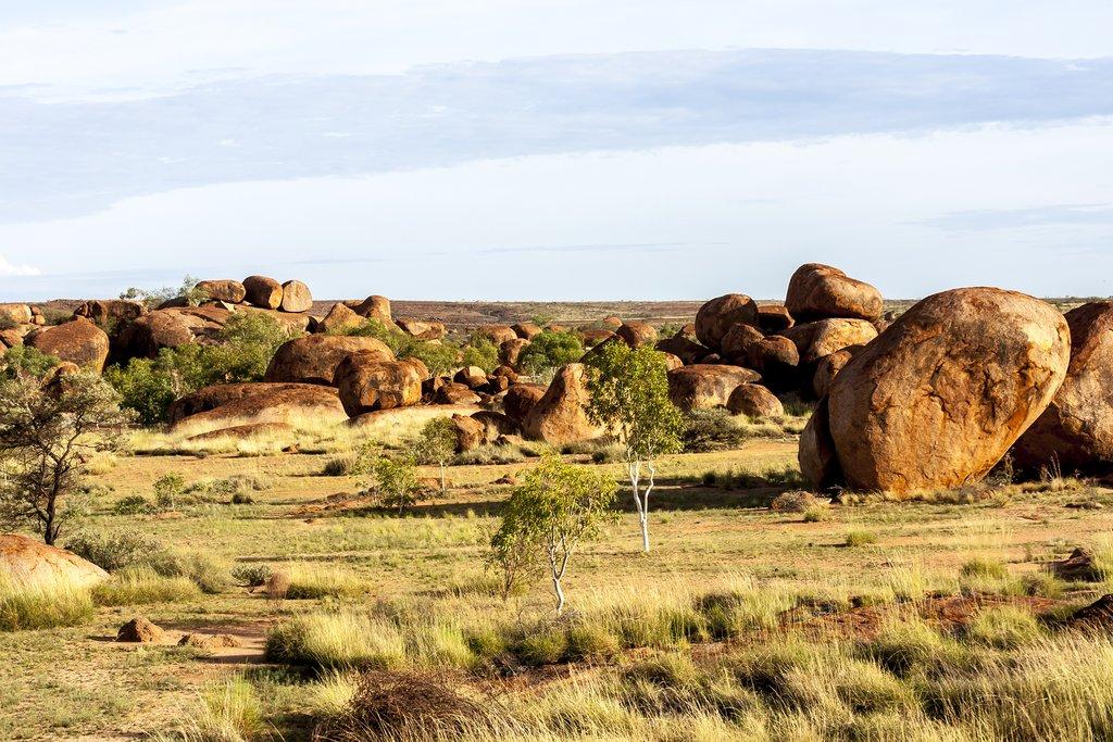 Australia - Devils Marbles (Karlu Karlu) -