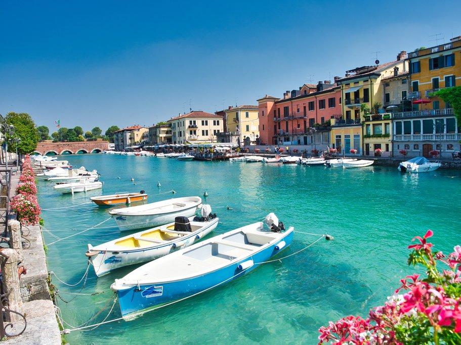 Peschiera del Garda, Lake Garda