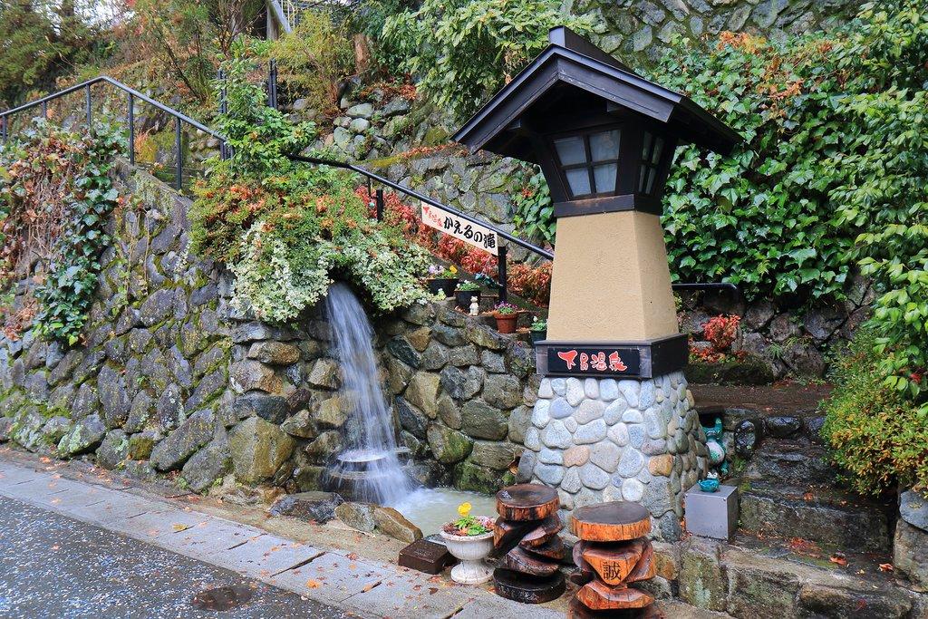 Gero Onsen Hot Spring