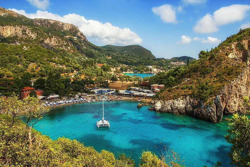 Discover Greece's Incredible Scenery by Boat