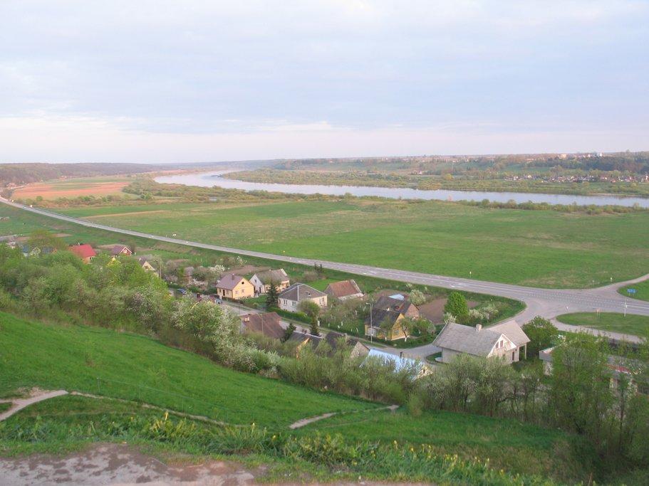 Small Village in Panemuniai Regional Park
