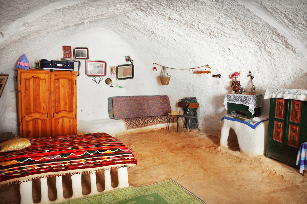 Traditional Berber home