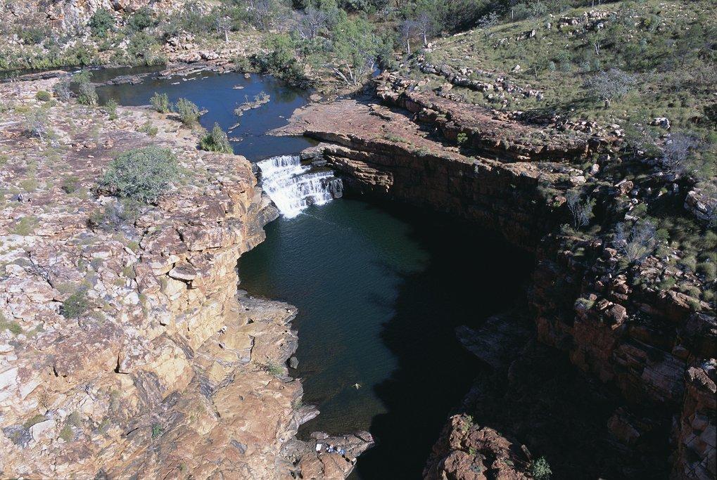 Bell Gorge ©Tourism Western Australia