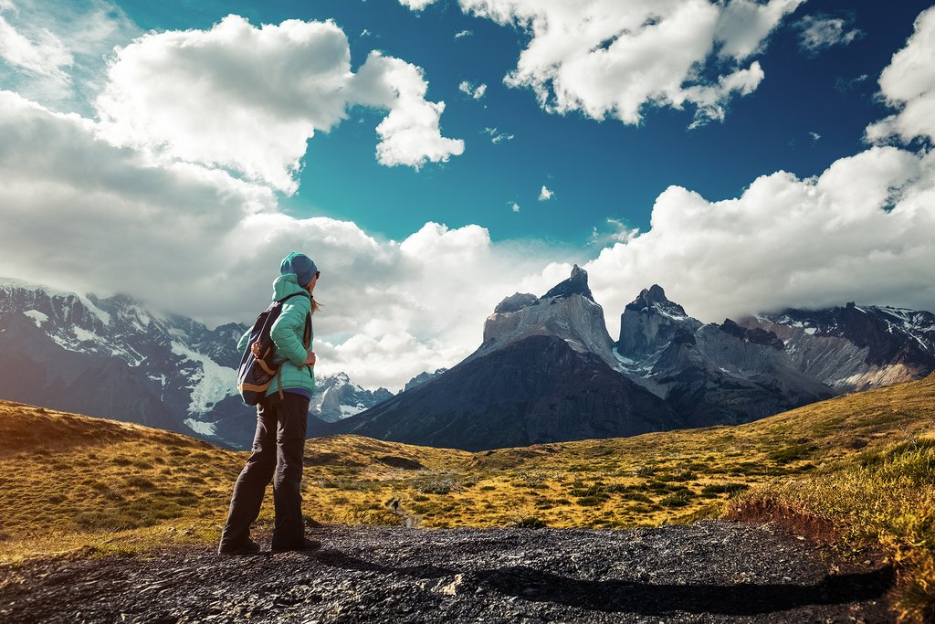 Hiking the W in Torres del Paine National Park