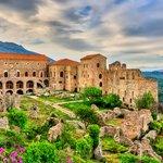 The Despots Palace, Mystras