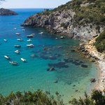 Relaxing Beach Day near Porto Ercole in Southern Tuscany