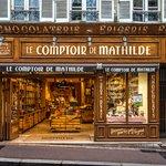 Chocolaterie on Rue Saint-Martin