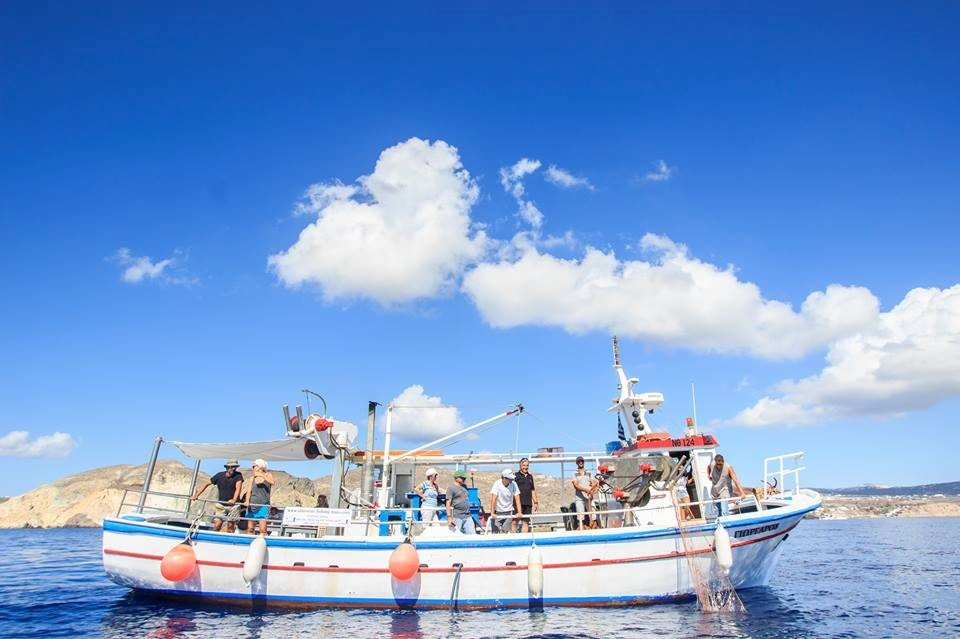 Enjoy Your Fresh Seafood Dinner - Photo from Giorgaros Fishing Tours