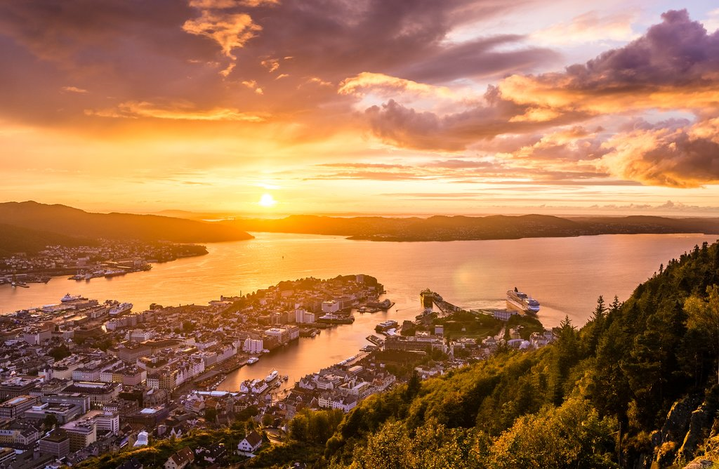Goodbye, Bergen!