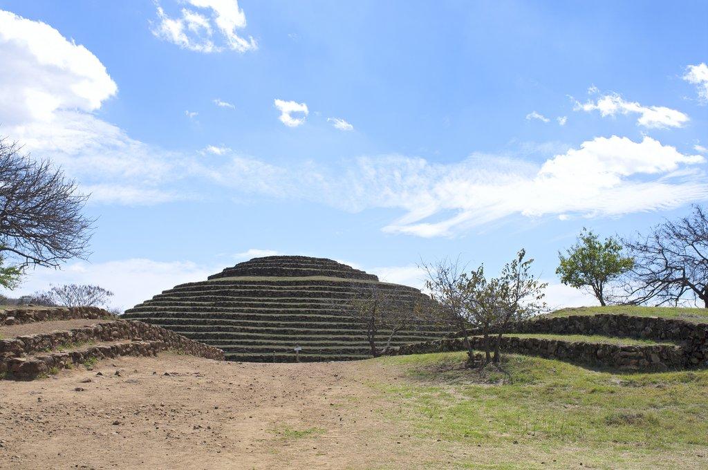 Mexico - Los Guachimontones - Tequila Valley
