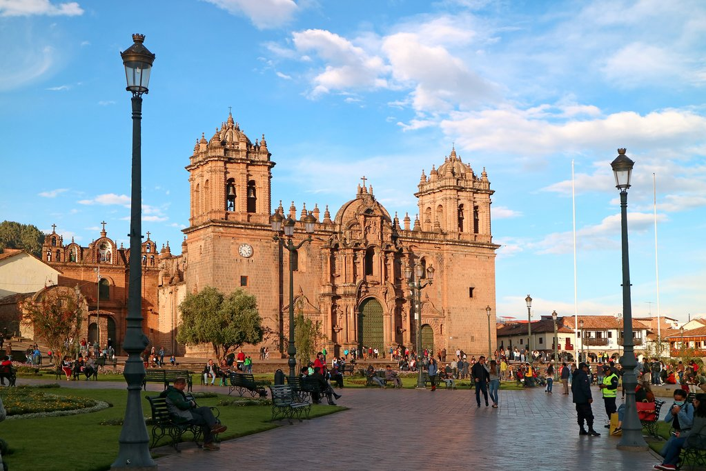 How to Get from Lima to Cusco