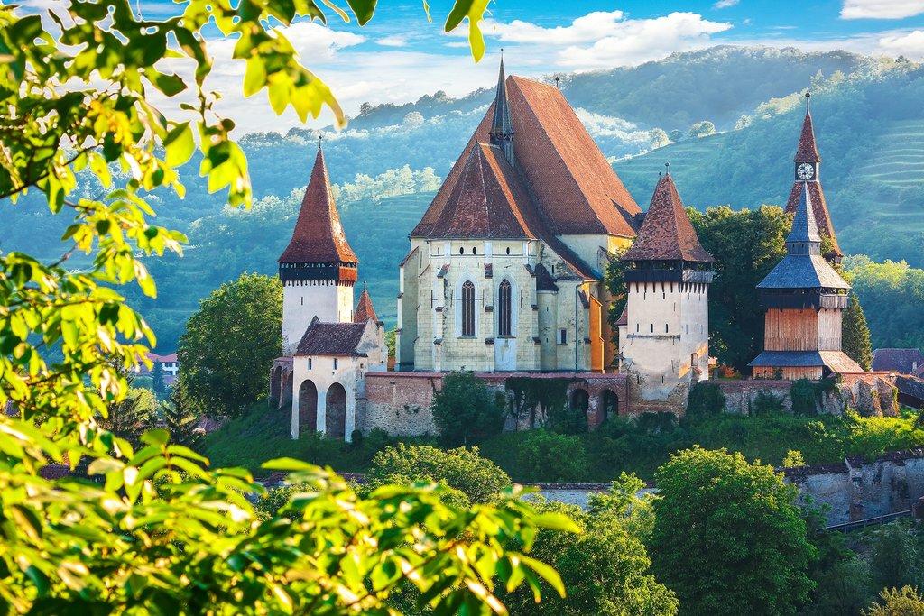 Biertan's Fortified Church, Transylvania