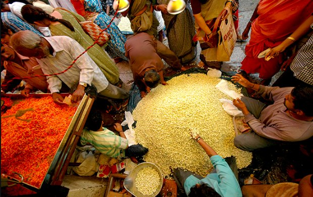 Spice market of Thekkady