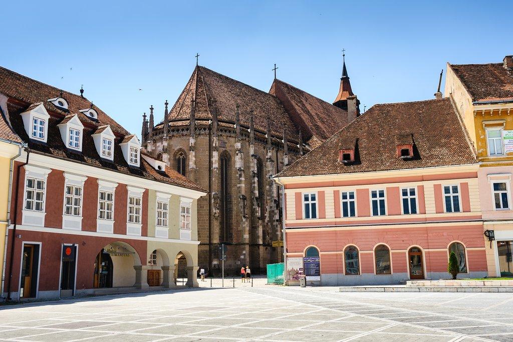Old Town Brașov