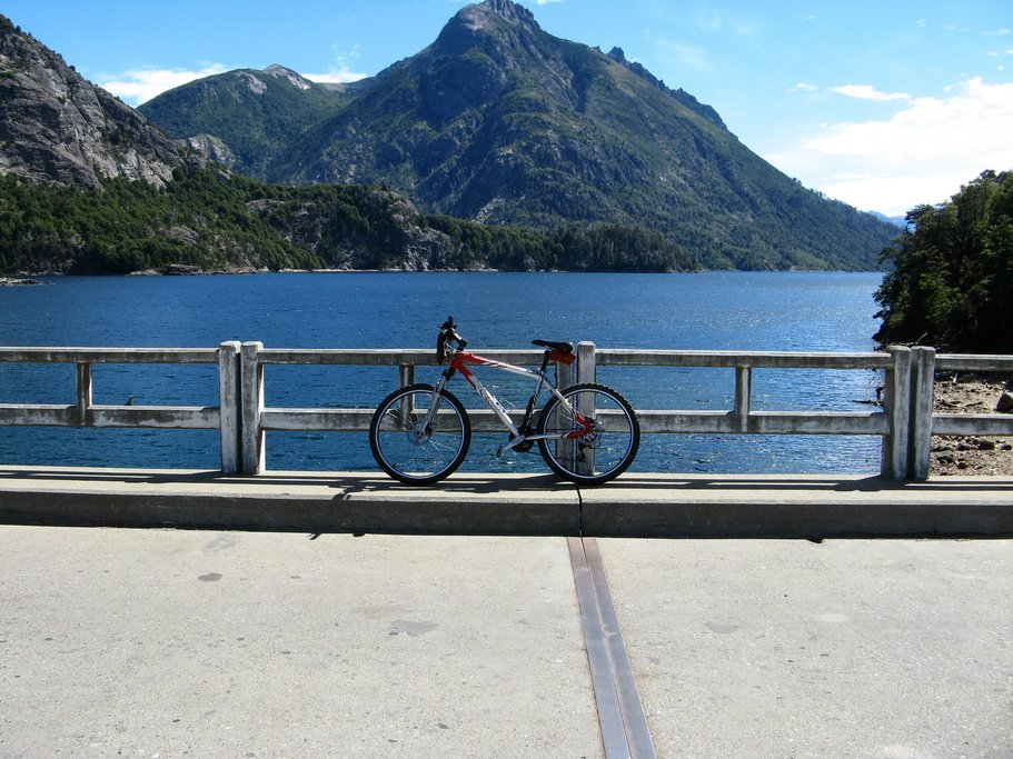 Consider a cycling trip around Bariloche