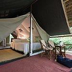 Accommodations at Tiger Tops Tharu Lodge