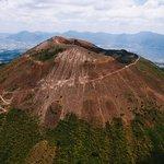 Hiking Mt. Vesuvius from Naples