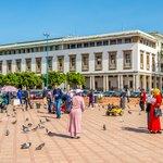 Mohamed V. Square - Casablanca, Morocco