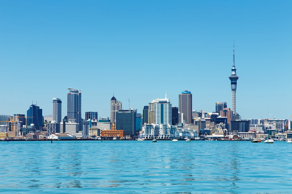 Welcome to Auckland!