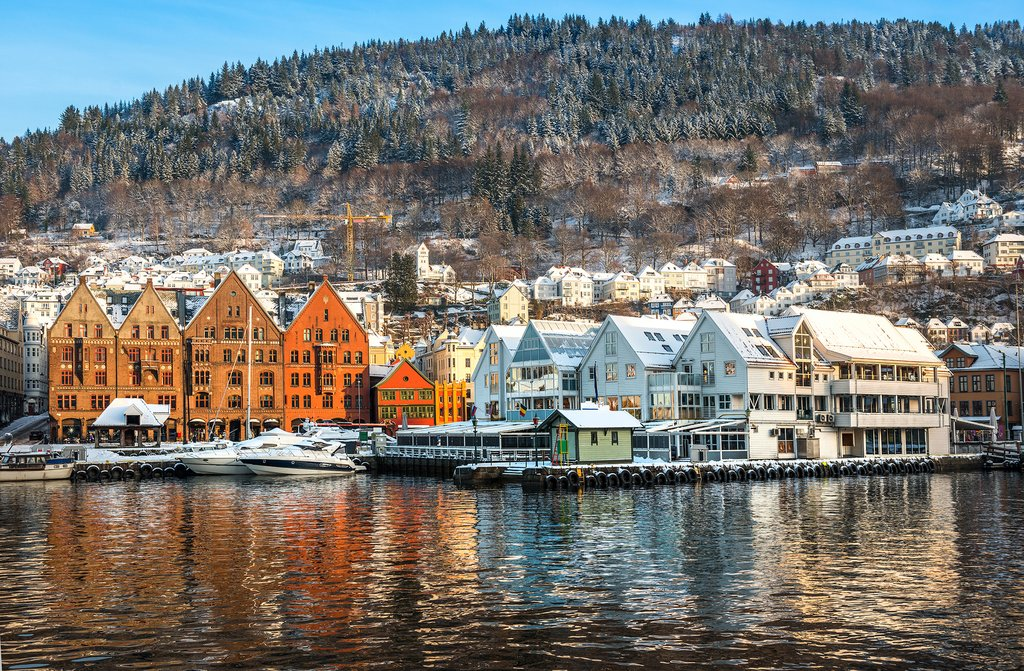 Welcome to Bergen!