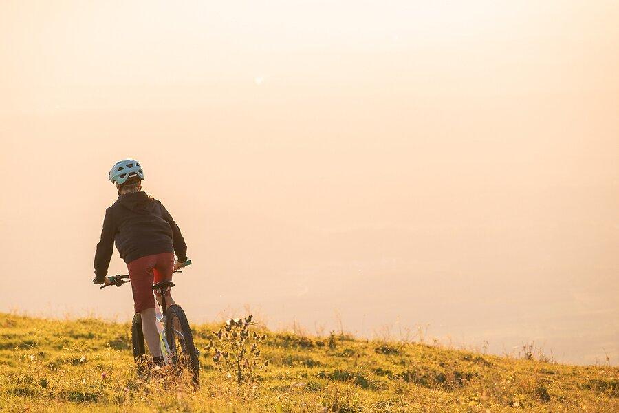 Take a sunset bike tour in the Mani Peninsula