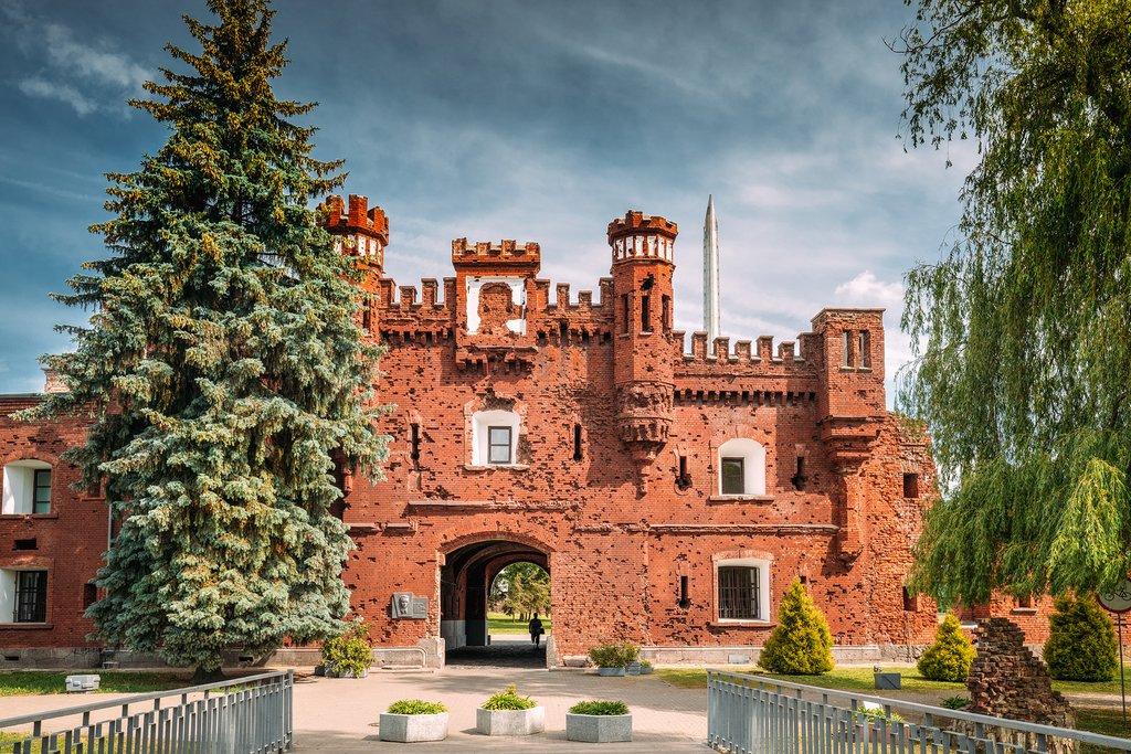 Belarus - Brest Fortress