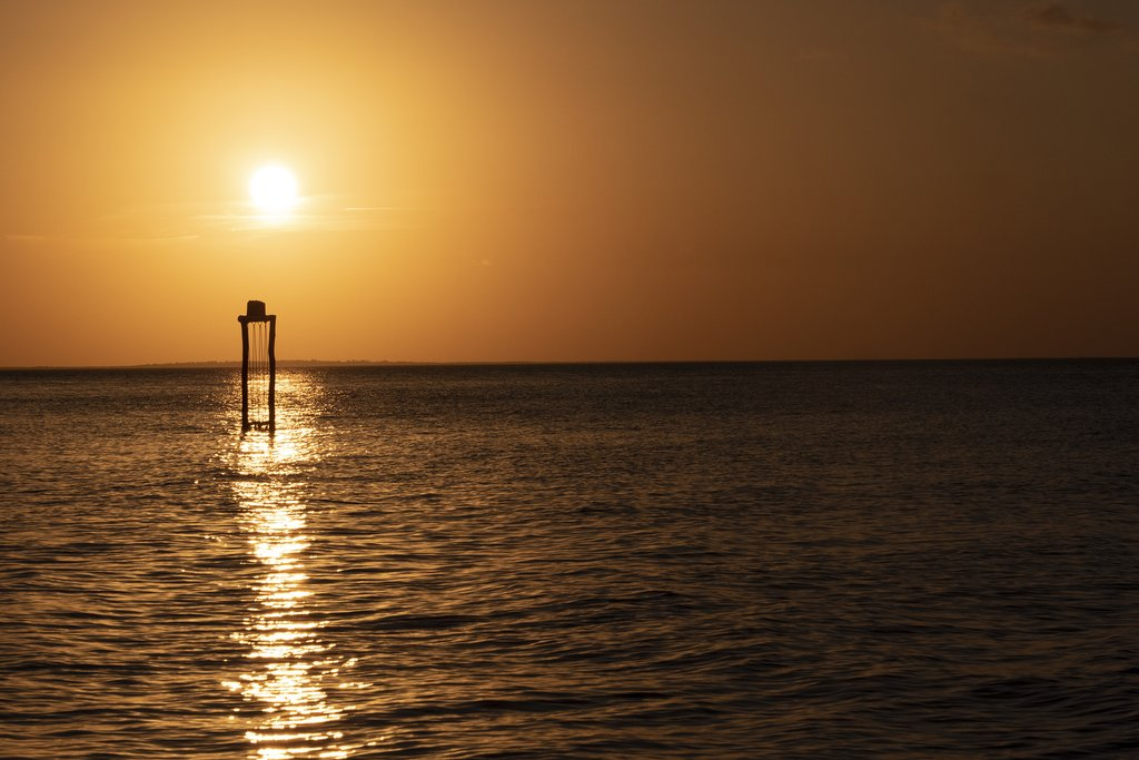 Sunset on Isla Holbox