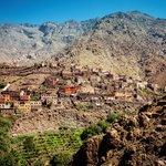 Hike to Aguersiouâl & Imlil in the Atlas Mountains
