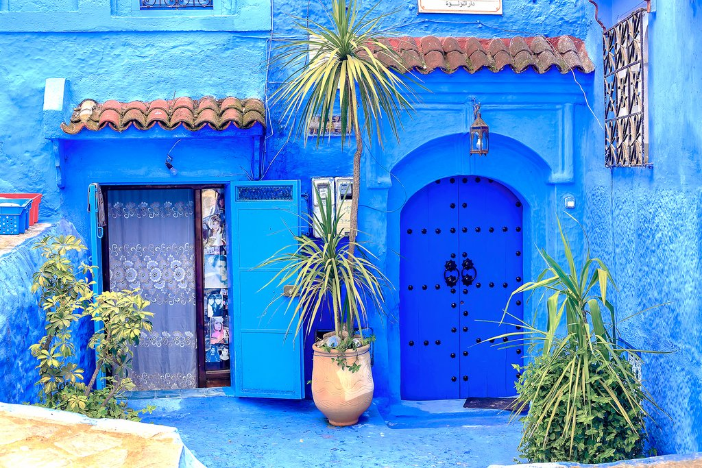 How to Get from Rabat to Chefchaouen