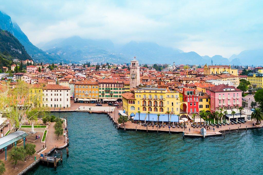 Riva del Garda, Trento, Italy