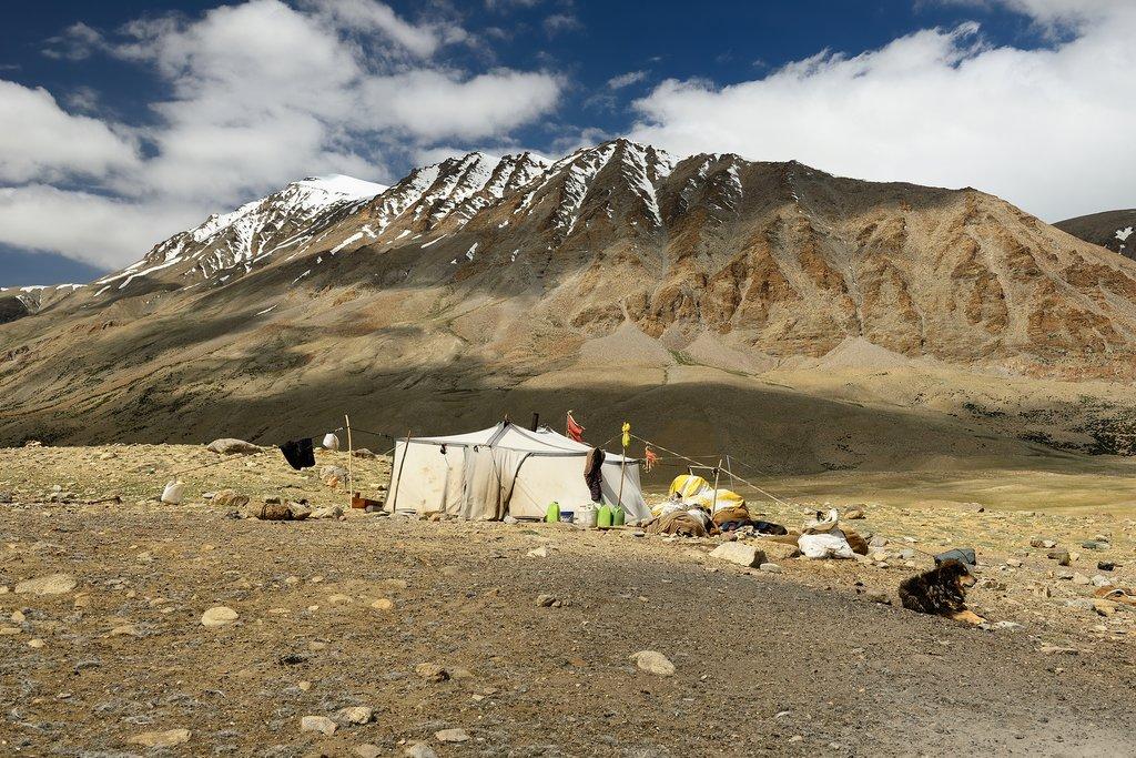 Meet semi-nomadic Tibetans in Changpa