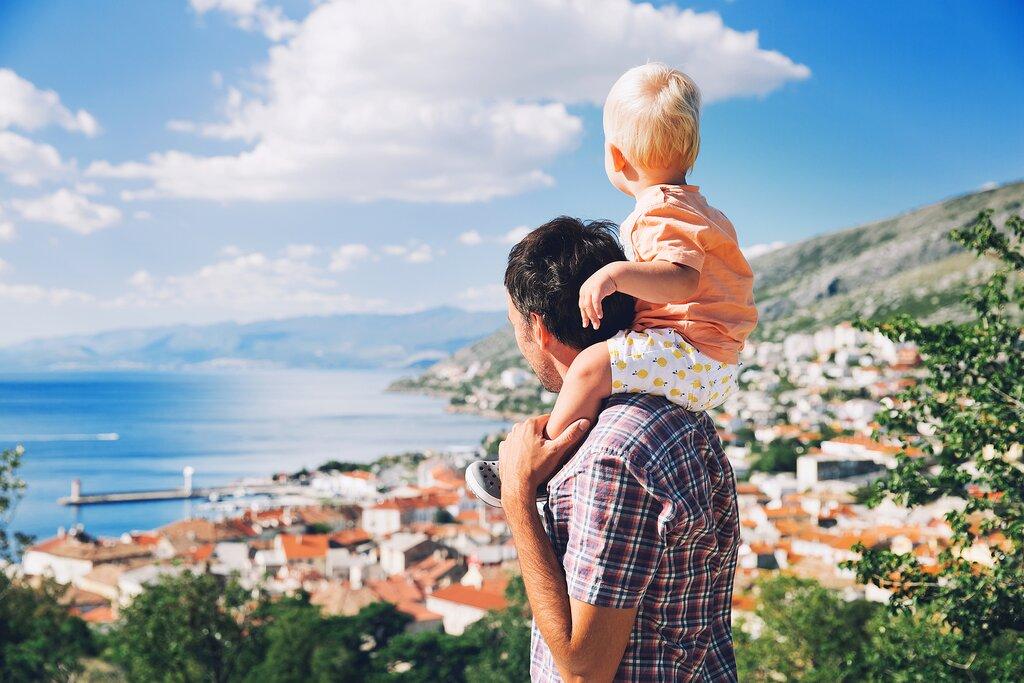 Croatia is a wonderful destination for families