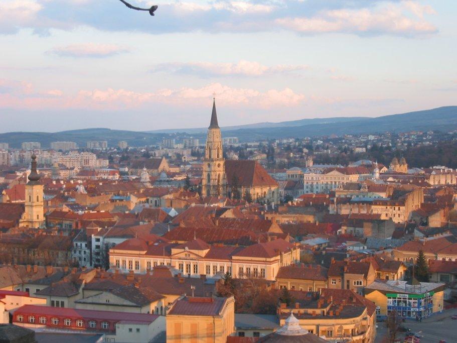 Cluj Napoca view