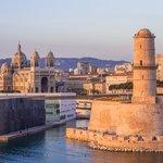 Saint Jean Castle, in the port of Marseille