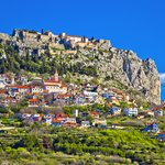 Town and fortress of Klis