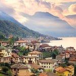 Fly Over Lake Como in a Seaplane