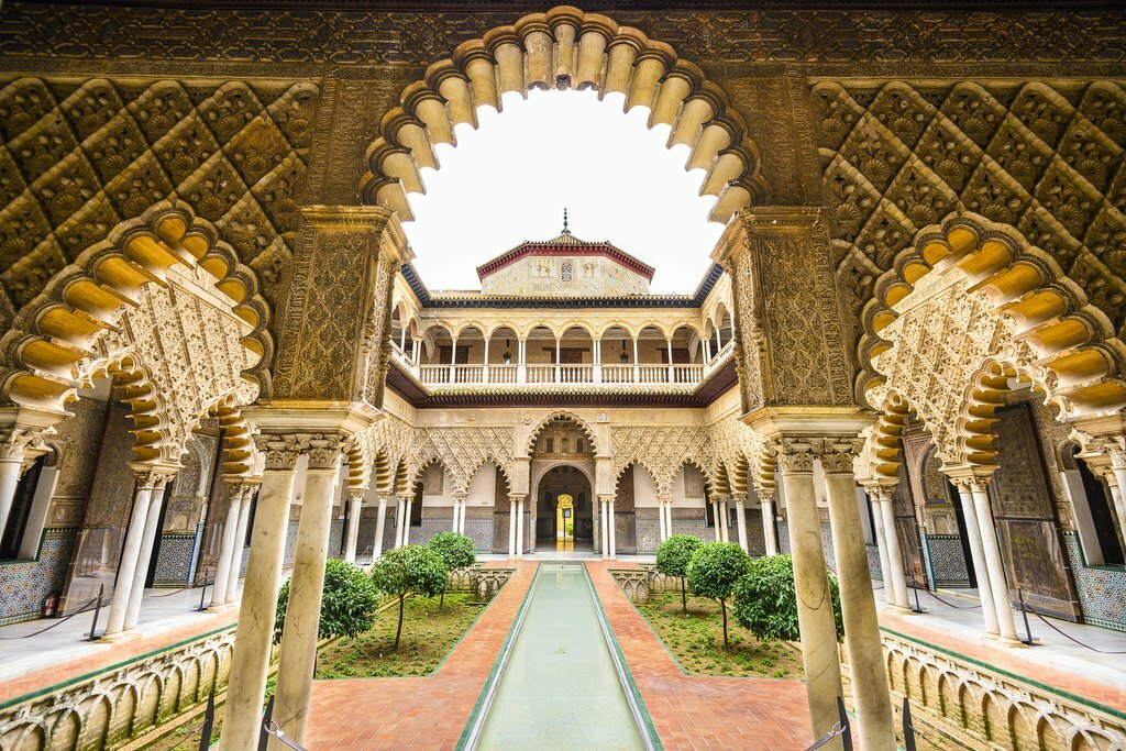The entrancing Moorish architecture of Andalusia
