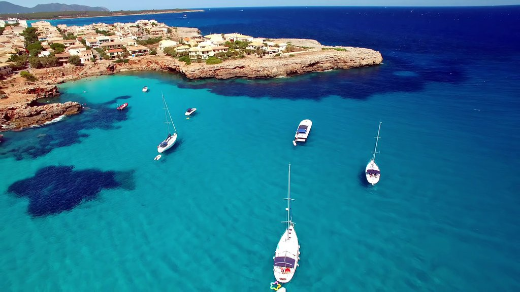 Go sailing around Mallorca