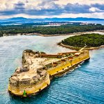St. Nicholas Fortress at St. Anthony Channel, Šibenik