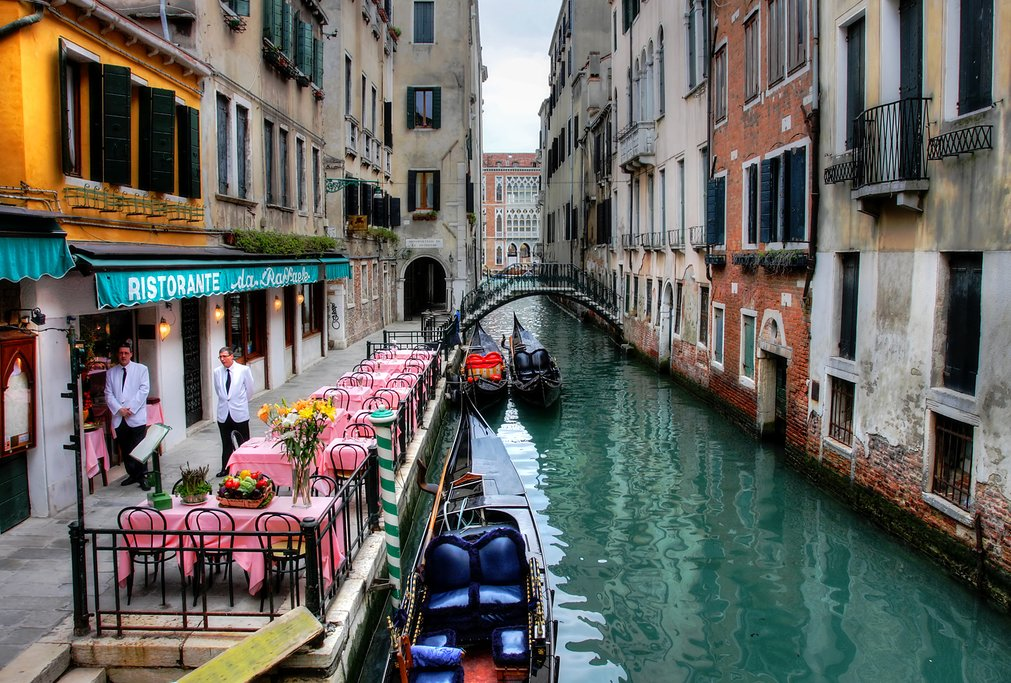 How to Get from Florence to Venice