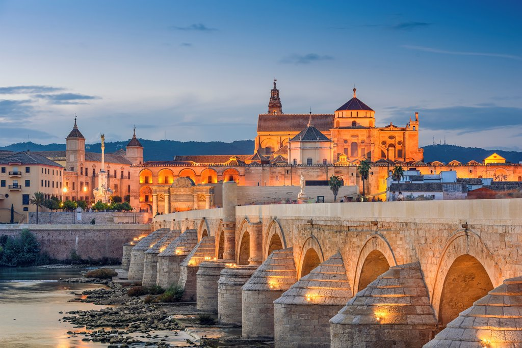 The Roman Bridge of Córdoba