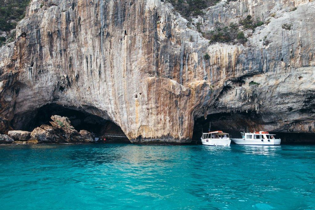 Grotto Cala Luna