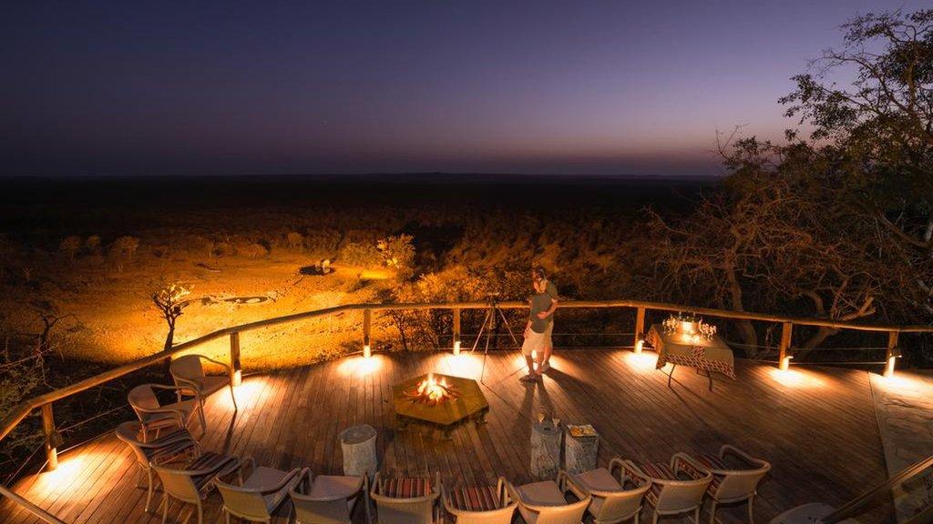 Ongava Lodge, Etosha National Park, Namibia
