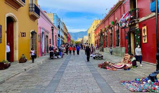 Free day in Oaxaca